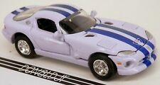 Racing Champions 1996 Dodge Viper GTS Coupe '96 MOPAR 1/64 Scale