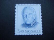 MONACO 1991 Prince Rainier 3.40F SG 1921 MNH Cat £2.50