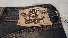 rare LEVIS COOPER Lady's Bootcut Jeans Size: W 28 L 32 VERY GOOD Condition