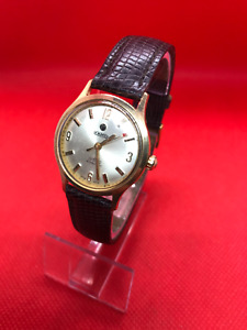 Roamer Anfibio Incabloc 17 Vintage Swiss Watch Gold Plated AU20