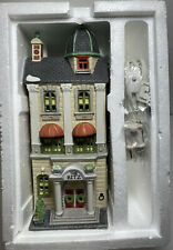 Dept 56 Christmas In The City Series #5973-0 Ritz Hotel Heritage Collection