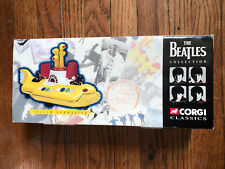 Corgi Beatles Collection Yellow Submarine # 05401 New In Box