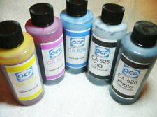 OCP INK CISS CARTRIDGES COMPATIBLE WITH CANON MG5250 PIXMA PGI 525 CLI 526
