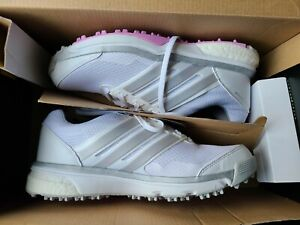 NEW IN BOX ADIDAS WOMEN'S ADIPOWER S BOOST2 GOLF SHOES, SIZE: 8 (F33287)