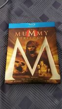 The Mummy Trilogy (Blu-ray Disc, 2011, 3-Disc Set)