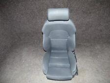 Original audi a6 4f s line asiento deportivo sustancia perluni antracita asiento del conductor shz ho6
