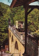 AK Wiesbaden gel. 1966 Neroberg - Bahn Bergbahn Brücke