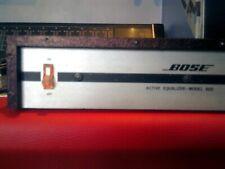 Bose 800 Active Equalizer -  Bose 800 Speaker System EQ  - Tested On Bose 802