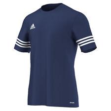 adidas Entrada 14 Short Sleeve Jersey Kids Dark Blue 164