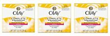 Olay Complete All Day UV Moisture Cream SPF 15 Normal Skin 2 Ounce Pack of 3
