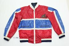 Rare JDM Vintage Honda Racing Reversible Jacket Jumper Windbreaker , Medium