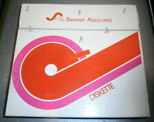 Box of 15 Shugart SA101 - 8 Inch Hard Sectored Floppy Disks