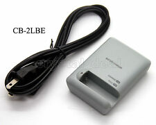 Battery Charger for Canon PowerShot N SD4500 IXY 1 3 50S 51S IXUS 1000 1100 HS