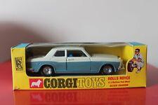 Corgi ROLLS ROYCE SILVER SHADOW Car Boxed MULLINER PARK WARD Golden Jacks 273