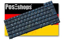 Orig. QWERTZ Tastatur HP COMPAQ NW8240 NW 8240 Ohne Track Point Schwarz DE Neu!