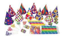 Cotillons multicolore 10 personnes fete anniversaire boules enfant Decoration