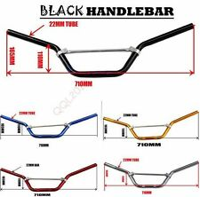 "Motorcycle 22mm 7/8"" Handlebar Handle bars Pit Bike Dirt Bike Off-road 50cc -125"