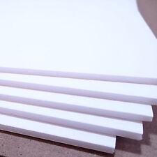 Singolo foglio di a1 Bianco 5mm FOAM Board 841 x 594mm, rigido e leggero