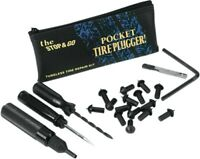 Stop Go International Stop Go Pocket Tire Plugger for Tubeless Tires - 1000