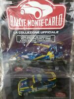 1:43 FORD ESCORT RS COSWORTH 1996 RALLYE MONTE-CARLO C. - IXO  MIB DIE-CAST
