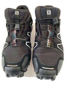 Salomon Speedcross 4 Gore-tex Waterproof Mens Trainers UK 10 EU 44.5