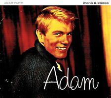 Adam Faith - Adam (CD 1997) 24 Track Digipak; FREE UK P&P