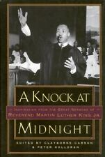 A Knock at Midnight: Inspiration from the Great Sermons of Reverend Martin Luthe