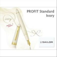 Sailor Profit 1911 Standard F (Fine) nib IVO 14k fountain pen