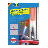ATG Scheiben-Fix Pro, Steinschlag Reparatur Set für Windschutzscheiben +UV Lampe