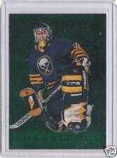 1995-96 Parkhurst International Emerald Ice #295 Martin Biron Rookie Card XRC