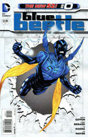 Blue Beetle #0 Unread New Near Mint New 52 DC 2011