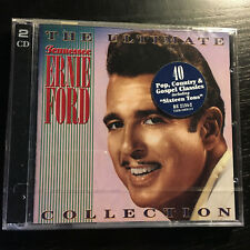 The Ultimate Collection (1949-1965) by Tennessee Ernie Ford (2-CD 1997) NEW RARE