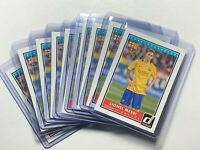 One 2015 Lionel Messi Panini Soccer Card #68 F.C. Barcelona - first Donruss card