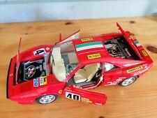 Ferrari 288 GTO rally edition #40 1:18 Bburago very rare model