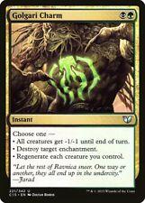 Golgari Charm Commander 2015 HEAVILY PLD Black Green Uncommon MTG CARD ABUGames