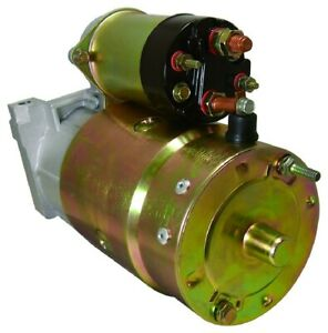 New Starter  WAI World Power Systems  3696N