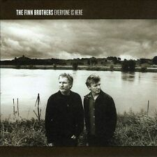 THE FINN BROTHERS - Everyone Is Here, Crowded House, New
