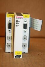 BECKHOFF CX1500-B310 PROFIBUS SLAVE INTERFACE MODULE