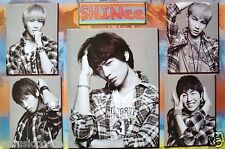 "SHINEE ""PLAID OUTFITS"" ASIAN POSTER-K-POP"