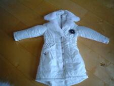 WI 12/13 - Winter 2012 PEZZO D´ORO capa de la chaqueta invierno,blanco talla 104
