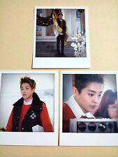 EXO K M POLAROID CARD SM OFFICIAL GOODS - Xiumin / Not photo card - 2014 New
