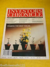 INVESTORS CHRONICLE - ETHICAL & PROFITABLE - MARCH 5 1993