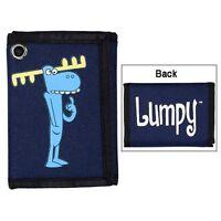 Happy Tree Friends - Lumpy Nylon Tri-Fold Wallet