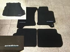 Subaru Impreza Classic GC8 GF8 RHD Mats and boot Carpet Prodrive STI WRX
