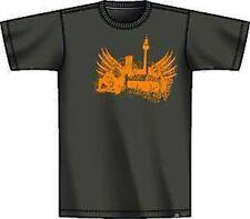 Adidas Gráfico skatermotiv baumwoll-t-shirt 152 Marrón 617482