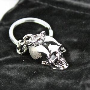 Harley Davidson Metal Skull Totenkopf HD Key Chain Schlüsselanhänger Anhänger