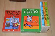 Coffret 3 DVD l'âne Tro-Tro + 1 DVD