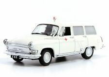 GAZ-22B Volga Ambulance USSR 1:43 DeAgostini Service Vehicle #65