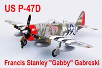 Easy Model 1/72 USAF P-47D Thunderbolt 61FS,56FG Plastic Fighter Model #37288