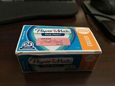Pink Pearl Eraser, Medium - 24 pack